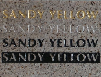 Sandy Yellow