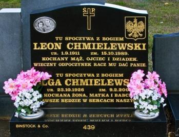 Lawn Headstone 7