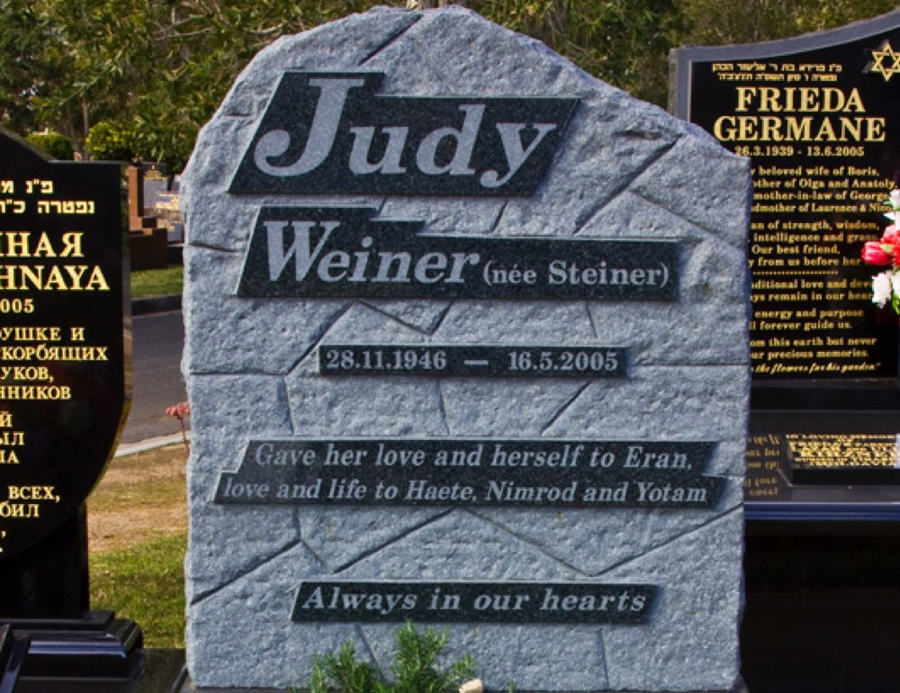 Headstone Designs Sydney Examples Of Gravestones Available