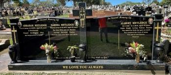 Lawn Headstone 13